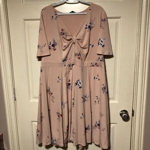 Torrid Light Pink Dress